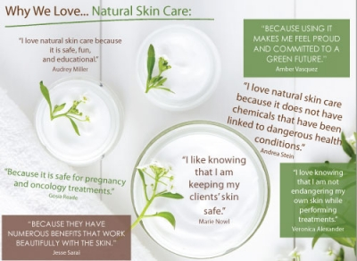 Why We Love...Natural Skin Care