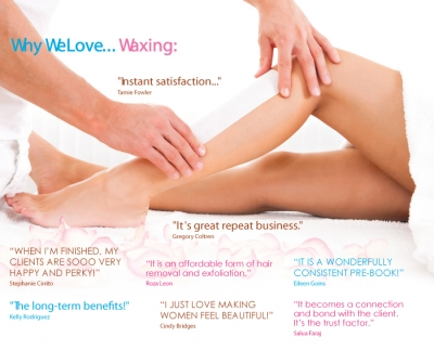 Why We Love... Waxing