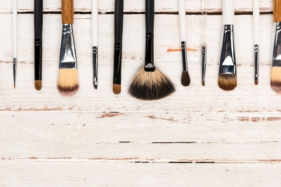 It's all in the Brush: Choosing the Right Tool for the Right Look