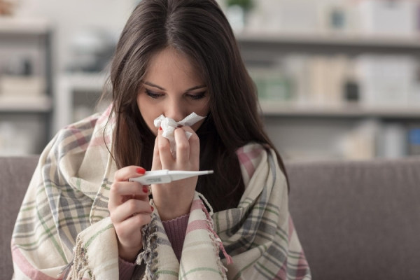 Staying Safe During Flu Season
