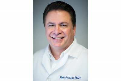 Leading the Pack: Robert Manzo