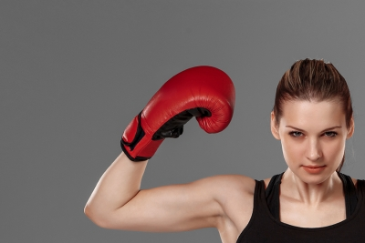 Ready, Set, Fight: Achieving Goals through a Passionate Spirit