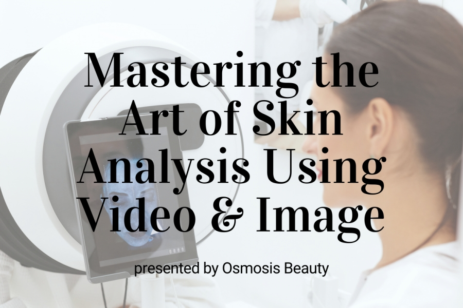 Upcoming Webinar: Mastering the Art of Skin Analysis Using Video/Images