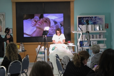 The Show Must Go On: Repêchage Skin Care Hosts Open House in Lieu of IECSC...