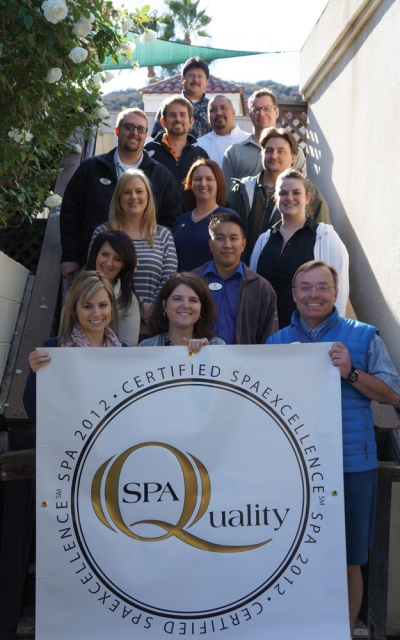 Glen Ivy Hot Springs in Corona, Calif. and Glen Ivy Day Spa in Brea, Calif. have both achieved SpaExcellenceSM certification!