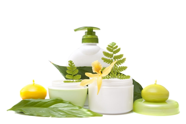 September 2018 Tools of the Trade: products containing natural ingredients.