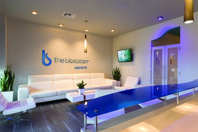 Spa Highlights: the biostation