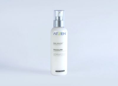 ATZEN Balance Cleansing Milk with Green tea