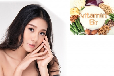 Biotin: The Beauty Vitamin