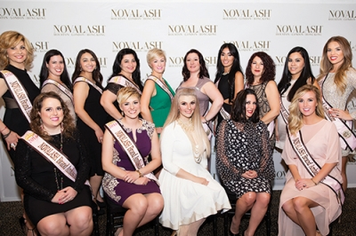 Maribeth Melton was recently named NovaLash's Lash Artist of the Year.