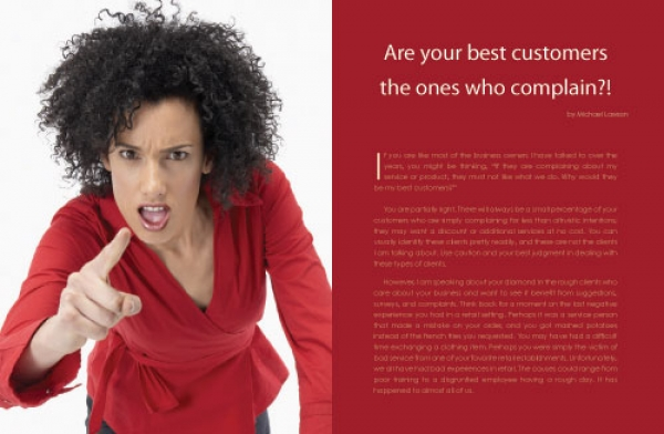 Are Your Best Customers the Ones Who Complain?