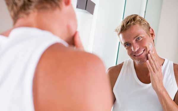 Shedding Light on Men's Skin Care Products