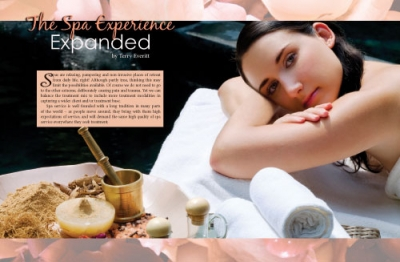 The Spa Experience Expanded