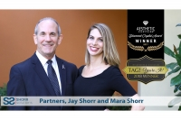 Shorr Solutions Founders Win Award for Innovation