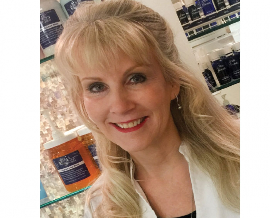 What is your daily skin care ritual? Kathleen Carney