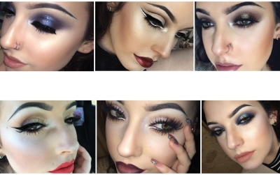 Fall Makeup for Luxurious Eyes
