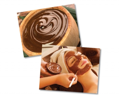 Recipe Box: Crazy for Chocolate  Face Treatment©