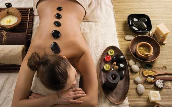 History of Stone Massage