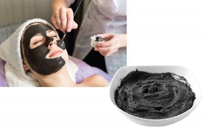 Activated Charcoal: Black Beauty