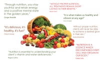 Why We Love... Nutrition