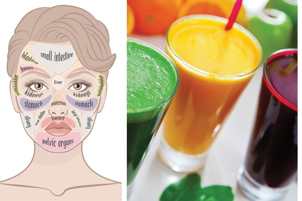 Detoxing: Repairing the Skin through Reducing Toxicity