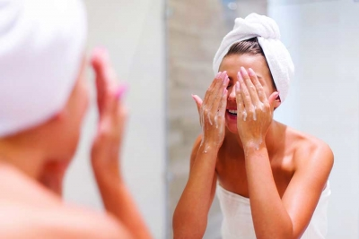 Fact or Fiction: cleansing and moisturizing are the most important steps in a skin care regimen.