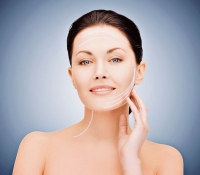 Facial exercises can help prevent sagging skin.