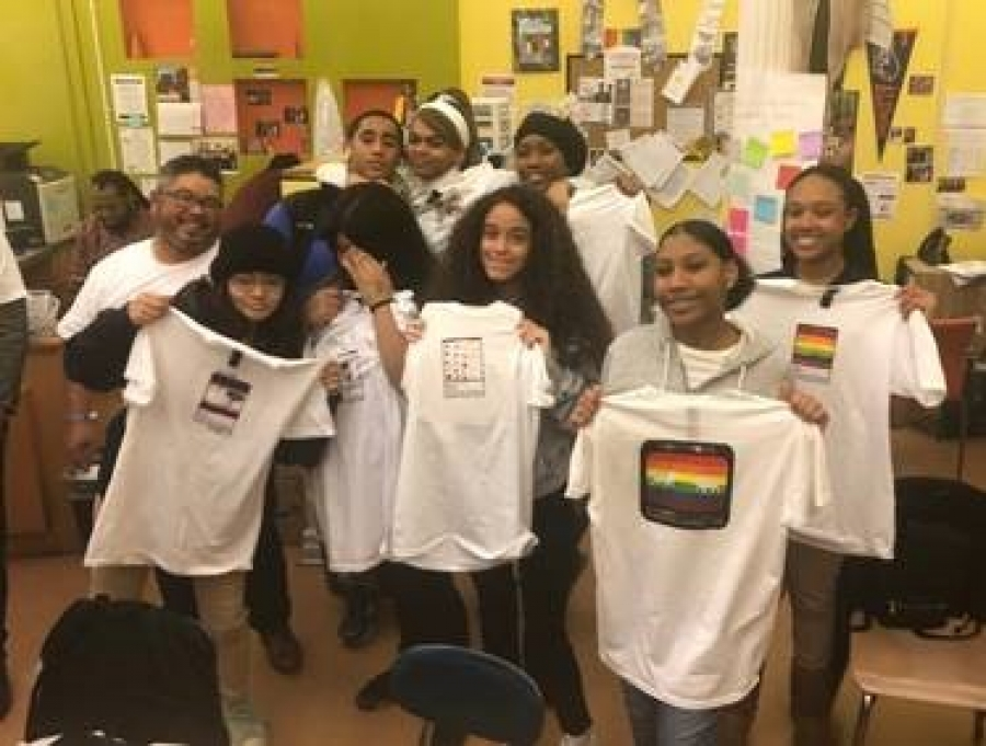 Lycored and Operation Respect Partner with The Heritage School in East Harlem to 'Show Your True Colors'