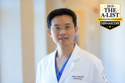 Steven Q. Wang, M.D., co-founder of Dr. Wang Herbal Skincare