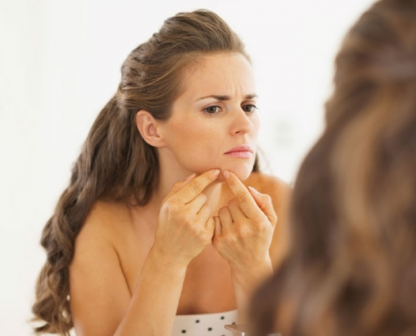 At Home Hindrances to  Successful Acne Therapy