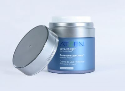 ATZEN Protective Day Cream with jojoba oil