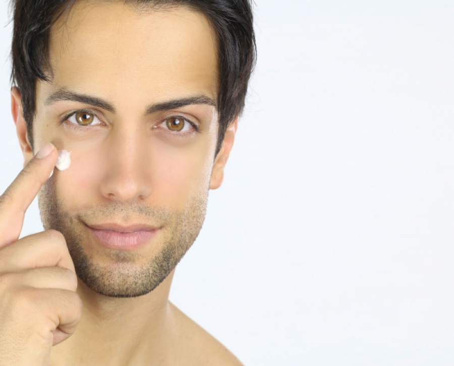 Tailoring  Skin Care to the  Male Clientele