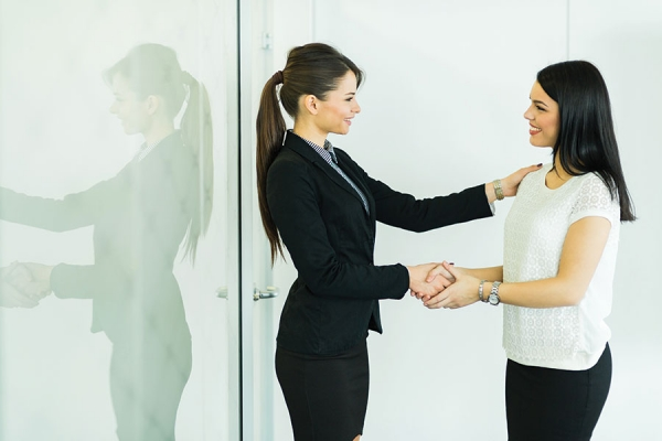 What are the best practices for hiring a former employee?