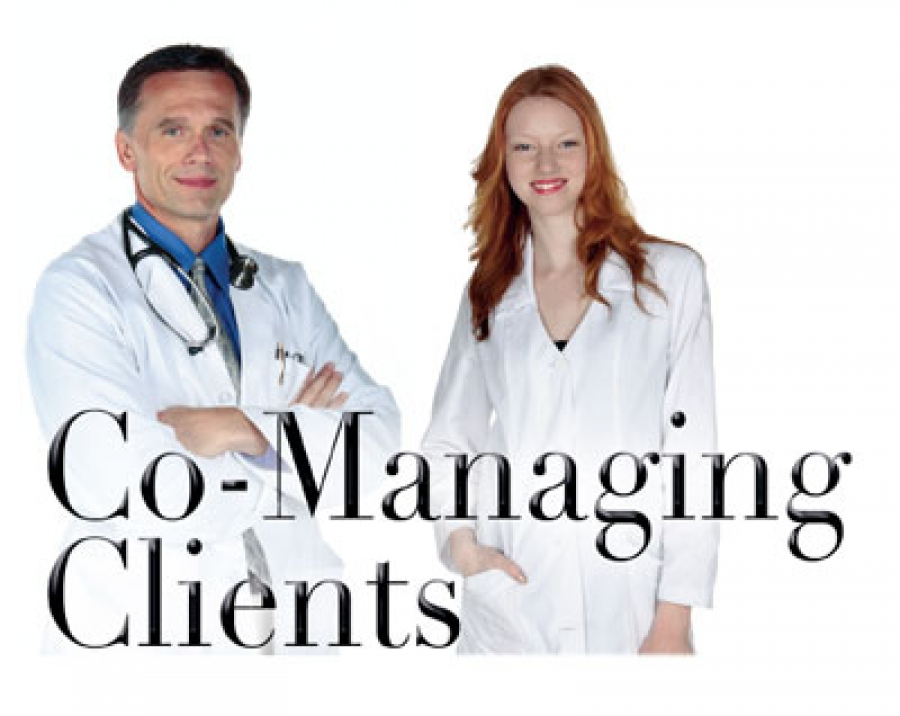 Co-Managing Clients