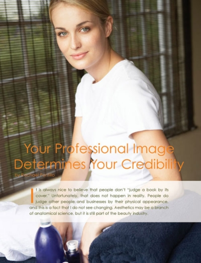 Your Professional Image Determines Your Credibility
