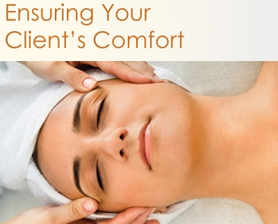 10 Things About...Ensuring Your  Client's Comfort