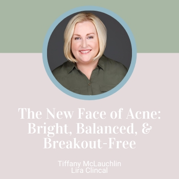 The New Face of Acne: Bright, Balanced, and Breakout Free