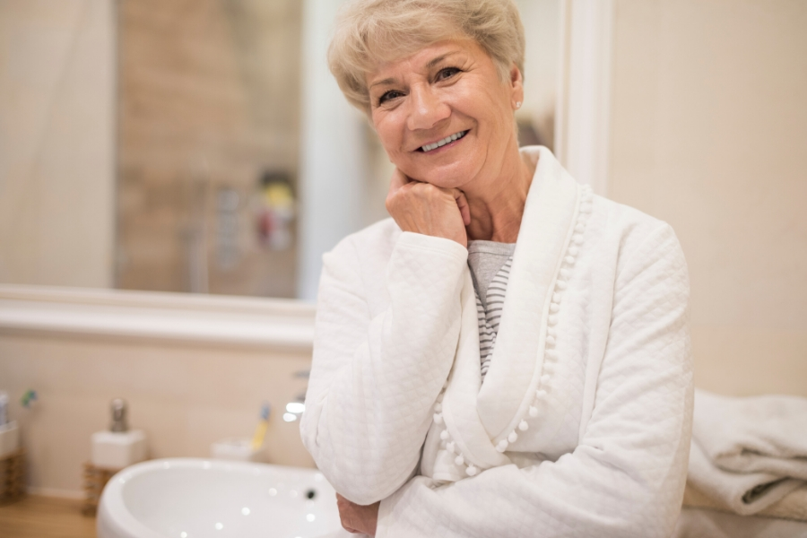 Intimate Personal Hygiene for the Aging Client