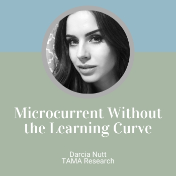 Microcurrent Without the Learning Curve